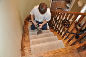 Highland Carpet Stair Cleaning